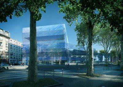 Maîtrise d'œuvre construction durable pour le groupe scolaire ZAC Seguin à Boulogne Billancourt (92)