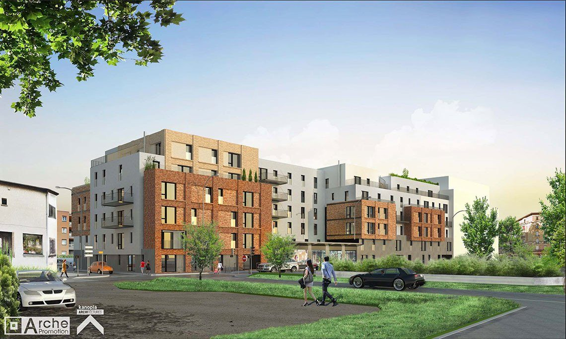 Cap Terre a assuré le conseil de certification NF Habitat HQE pour la construction de 92 logements à Nanterre