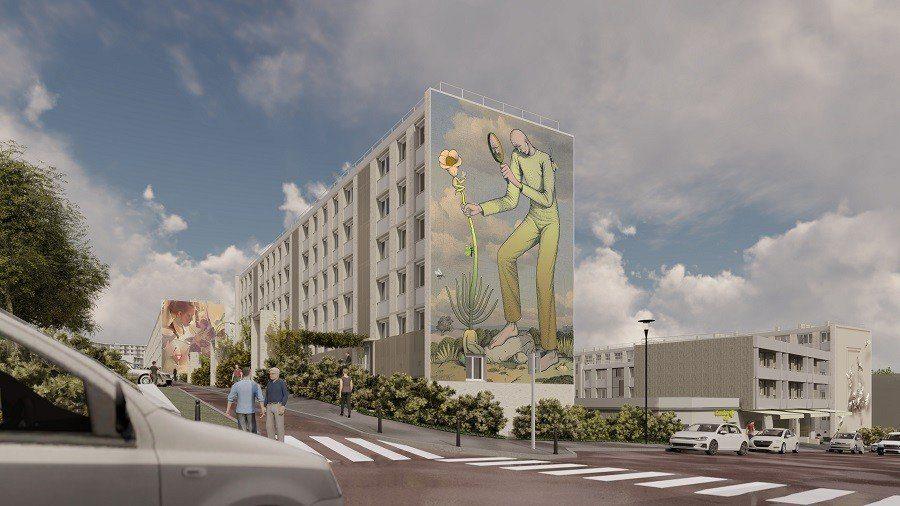 Cap Terre et BETOM Ingénierie assurent la rénovation énergétique de 1096 logements sociaux