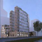 Cap Terre assure le conseil en certification environnementale pour un ensemble immobilier à Paris 13 - crédit photo : MGAU