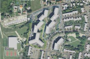 Cap Terre, BET environnemental de la rénovation du Quartier des Chaises à Saint-Jean-de-la-Ruelle (45)
