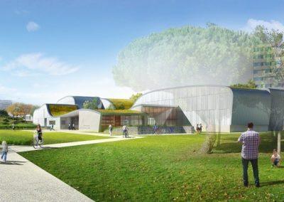 Conseil en énergie et construction durable pour les Archives de La Rochelle