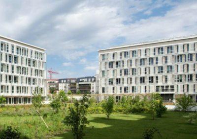 Audit Due Dilligence Développement durable – Park Azur à Montrouge