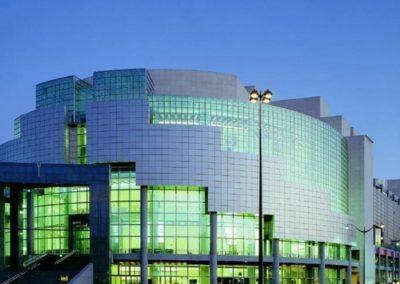 Maîtrise d'œuvre BDF aménagement de la salle modulable et extension des ateliers de l'Opéra Bastille