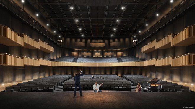 Cap Terre - MOE BDF pour l'Opéra Bastille